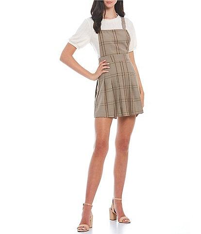 Love & Piece Cheerleader Jumper Dress