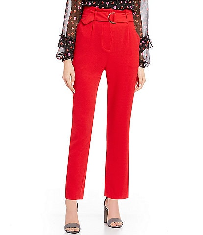 Love & Piece D-Ring Crop Pants
