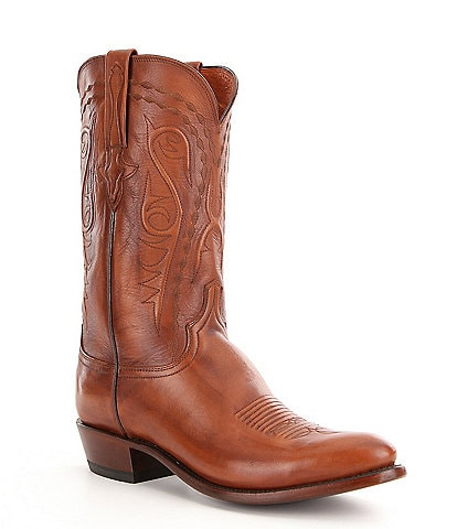 Lucchese Men's Brandon Western Boot
