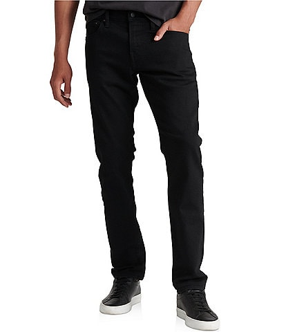 Lucky Brand 110 Black Rinse Slim Advanced Stretch Jeans