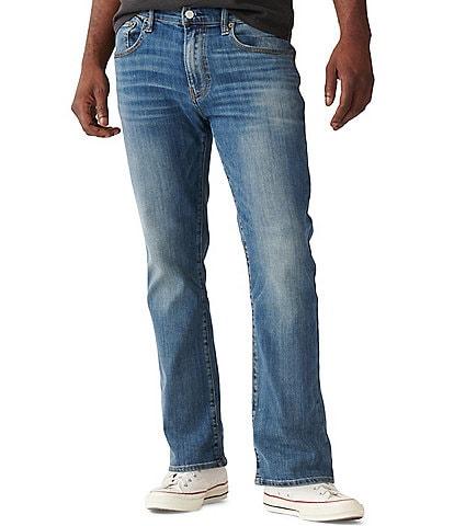 Lucky Brand 223 Harrison Straight-Leg Jeans