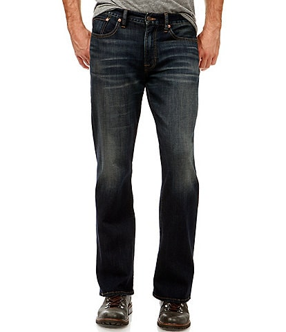 Lucky Brand 367 Tinted Sienna Vintage Bootcut Jeans