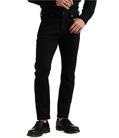 Lucky Brand 410 Black Rinse Athletic Slim Advanced Stretch Jeans