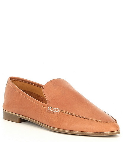 Lucky Brand Bejaz Leather Loafers