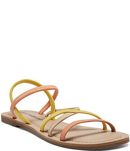 Lucky Brand Bizell Strappy Elastic Sandals