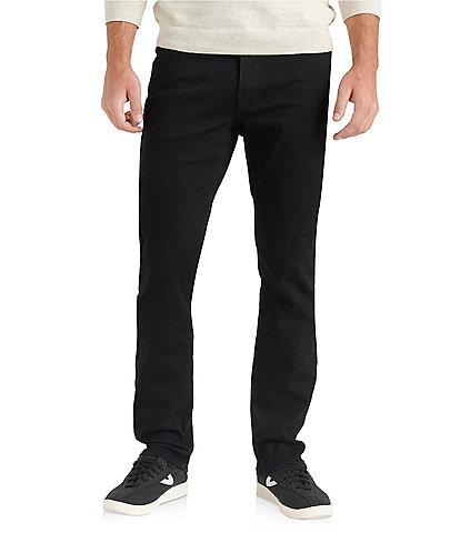 Lucky Brand Black Rinse 410 Athletic Slim Fit Jeans