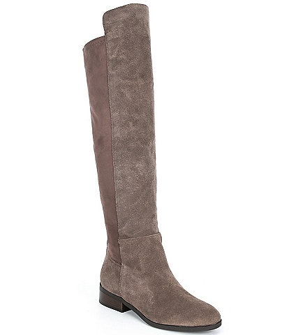 Lucky Brand Calypso Tall Suede Boots