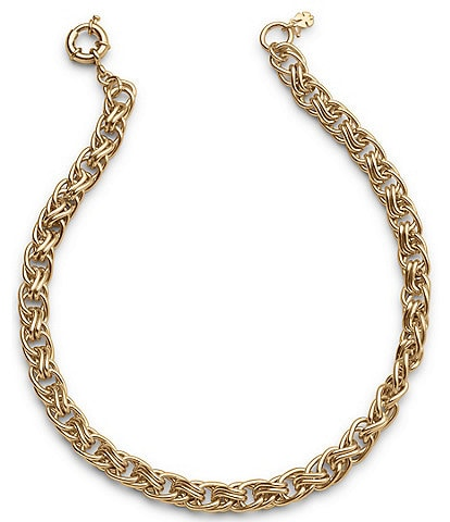 Lucky Brand Chain Link Necklace