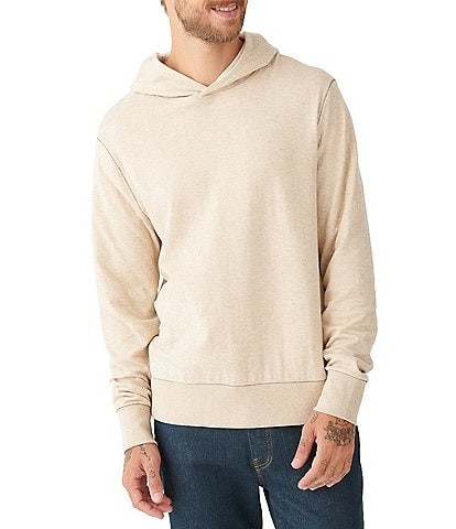 Lucky Brand Double-Knit Pullover Hoodie