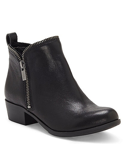 Lucky Brand Girls' Bartalino Nappa Synthetic Bootie