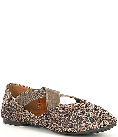 Lucky Brand Girls' Ensie Ballerina Flats (Youth)