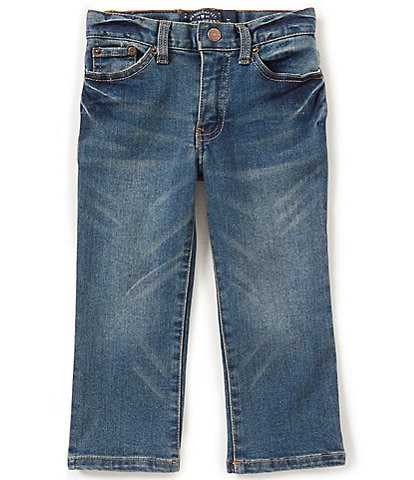 Lucky Brand Little Boys 2T-7 Five-Pocket Jeans