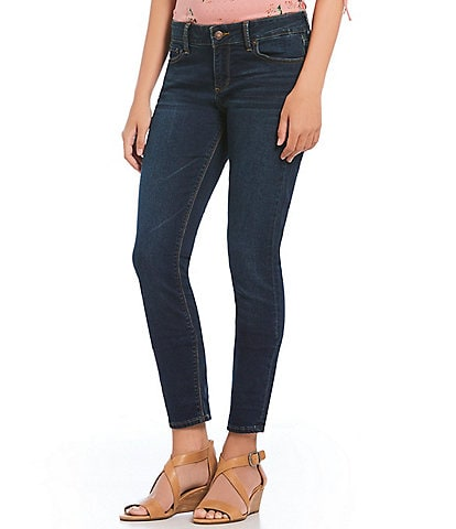 9a2d53b73f8 Lucky Brand Lolita Mid Rise Skinny Jeans
