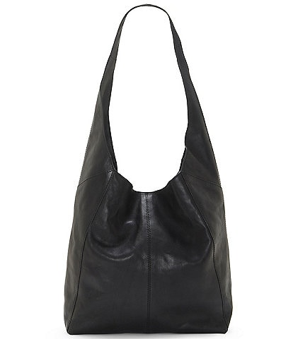 Lucky Brand Patti Leather Slouchy Hobo Bag