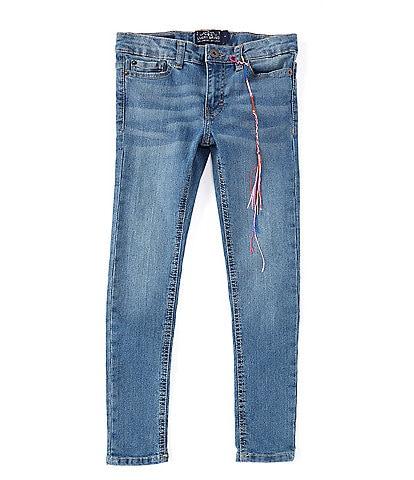 Lucky Brand Big Girls 7-16 Zoe Skinny Jeans