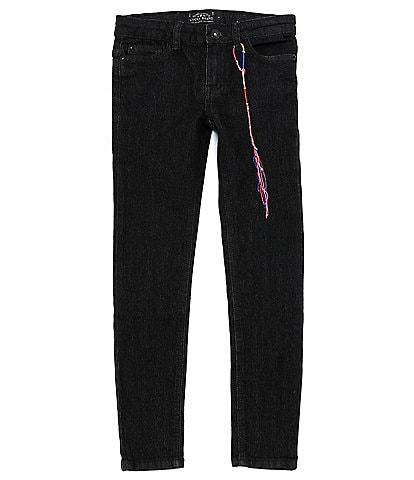 Lucky Brand Big Girls 7-16 Zoe Mid-Rise Stretch Skinny Jeans
