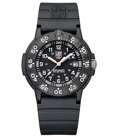 Luminox 3001 Quartz Navy Seal Dive Watch