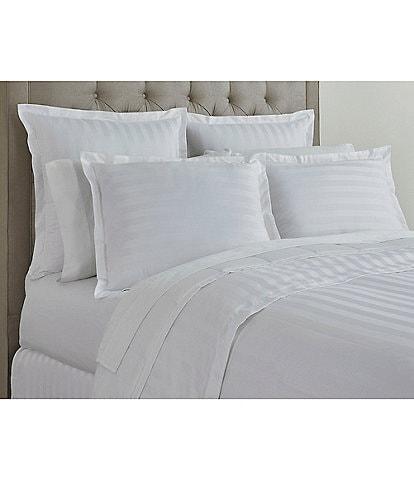 Luxury Hotel Damask Stripe 600 Thread-Count Supima Cotton Duvet Mini Set