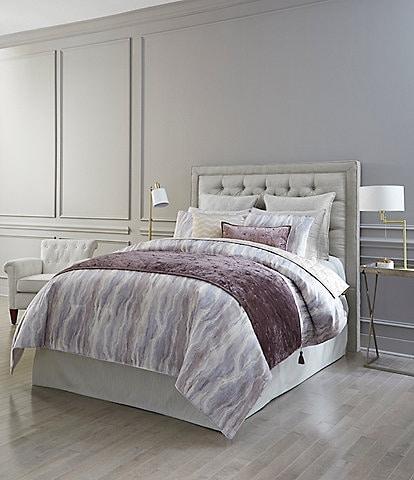 Luxury Hotel Lawton Marbled Duvet Mini Set