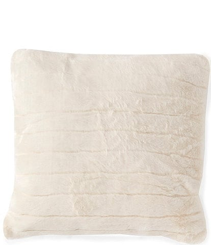 Luxury Hotel Leone Faux Fur Pillow