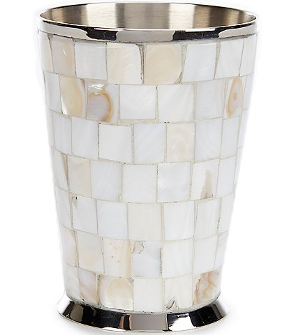 Luxury Hotel Mother of Pearl Tumbler