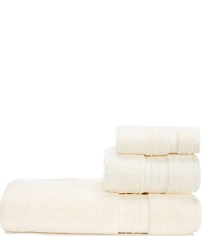 Luxury Hotel Plaza AirCore Bath Towels