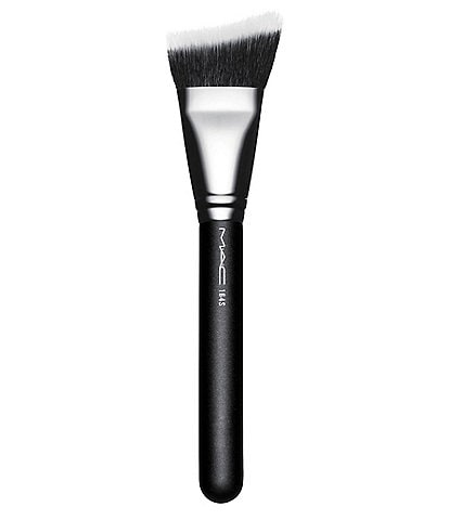 MAC 164 Synthetic Duo Fibre Curved Sculpting Brush