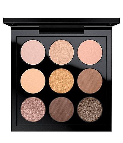MAC Eyeshadow X 9: Amber Times Nine