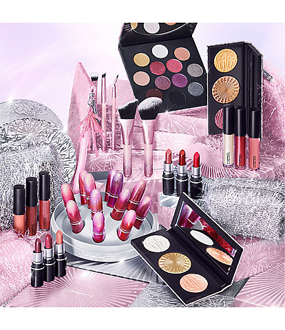 MAC Frosted Firework Collection Holiday Kits