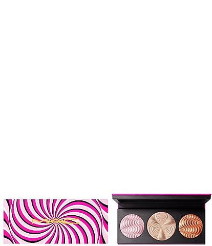 MAC Hypnotizing Holiday Step Bright Up Extra Dimension Skinfinish Palette