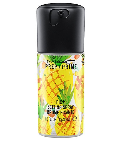 MAC Mini MAC Prep + Prime Fix + Scents Pineapple
