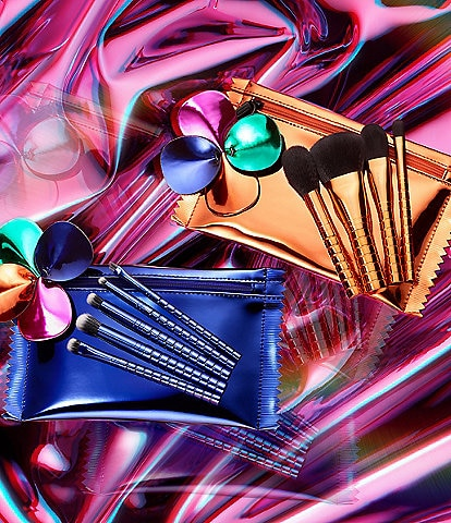 MAC Shiny Pretty Things Brush Party Kits