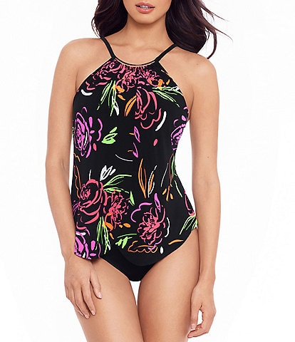 Magicsuit Neon Nature Jill One Piece Swimsuit