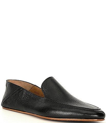 Magnanni Men's Heston Leather Slippers