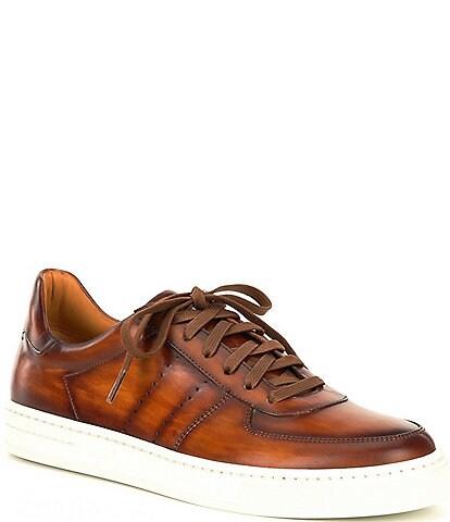 Magnanni Men's Jairo Leather Sneakers