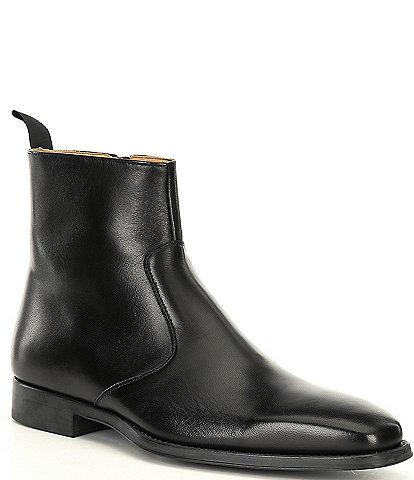 Magnanni Men's Jalen Leather Dress Boots