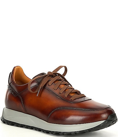 Magnanni Men's Miramar Leather Sneakers
