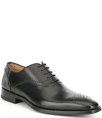 Magnanni Men's Praga Medallion Oxfords