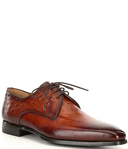 Magnanni Men's Rincon Plain Toe Oxfords