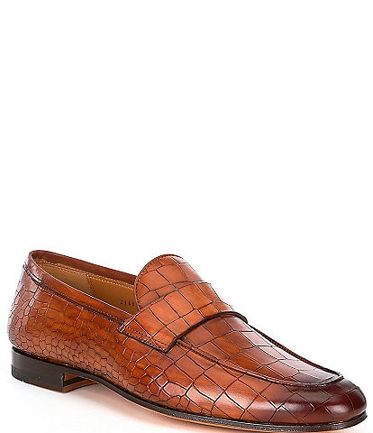 Magnanni Men's Solana Leather Loafers