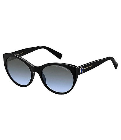 Marc Jacobs Button Cat Eye Sunglasses