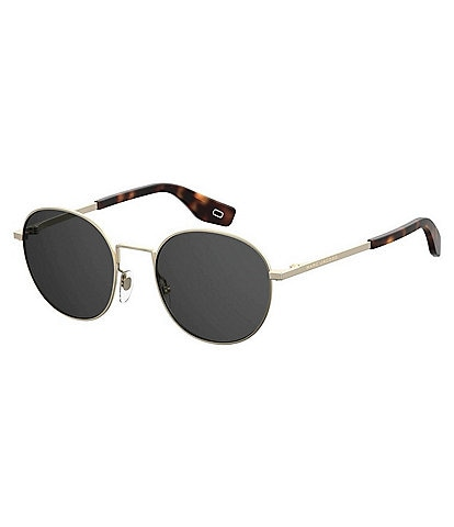 Marc Jacobs Metal Round Sunglasses
