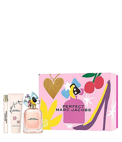 Marc Jacobs Perfect Eau de Parfum 3-Piece Gift Set