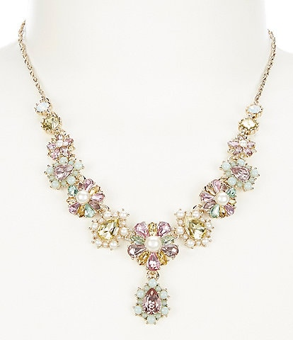 Marchesa Bright Y Necklace