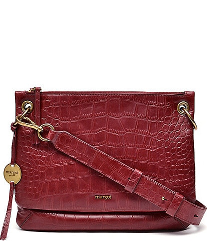 Margot Kiera Double Zip Crossbody Bag