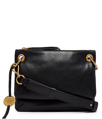 Margot Kiera Small Double Zip Crossbody Bag