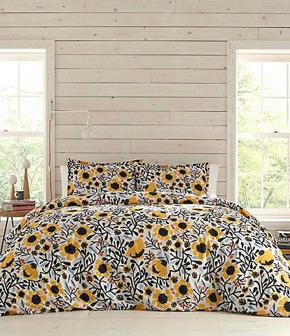 Marimekko Mykero Floral Mini Comforter Set