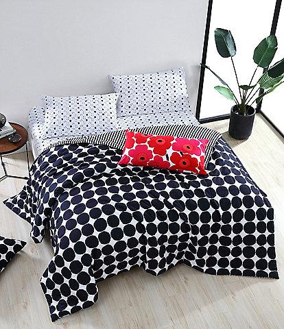 Marimekko Pienet Kivet Down Alt Bed Blanket
