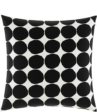 Marimekko Pienet Kivet Polka Dot Euro Pillow