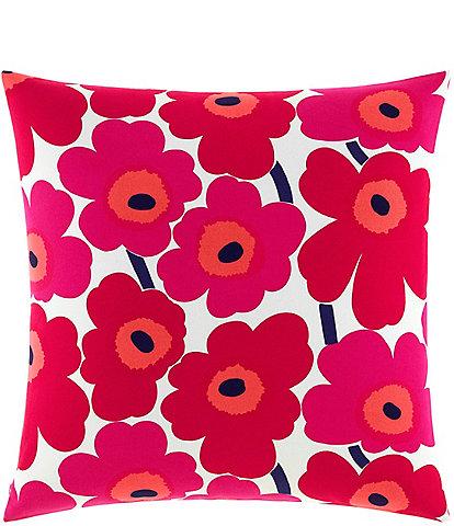 Marimekko Pieni Unikko Square Euro Pillow